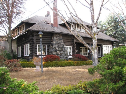 Alki Homestead, West Seattle (2009 Most Endangered Properties List) / Photo: Eugenia Woo