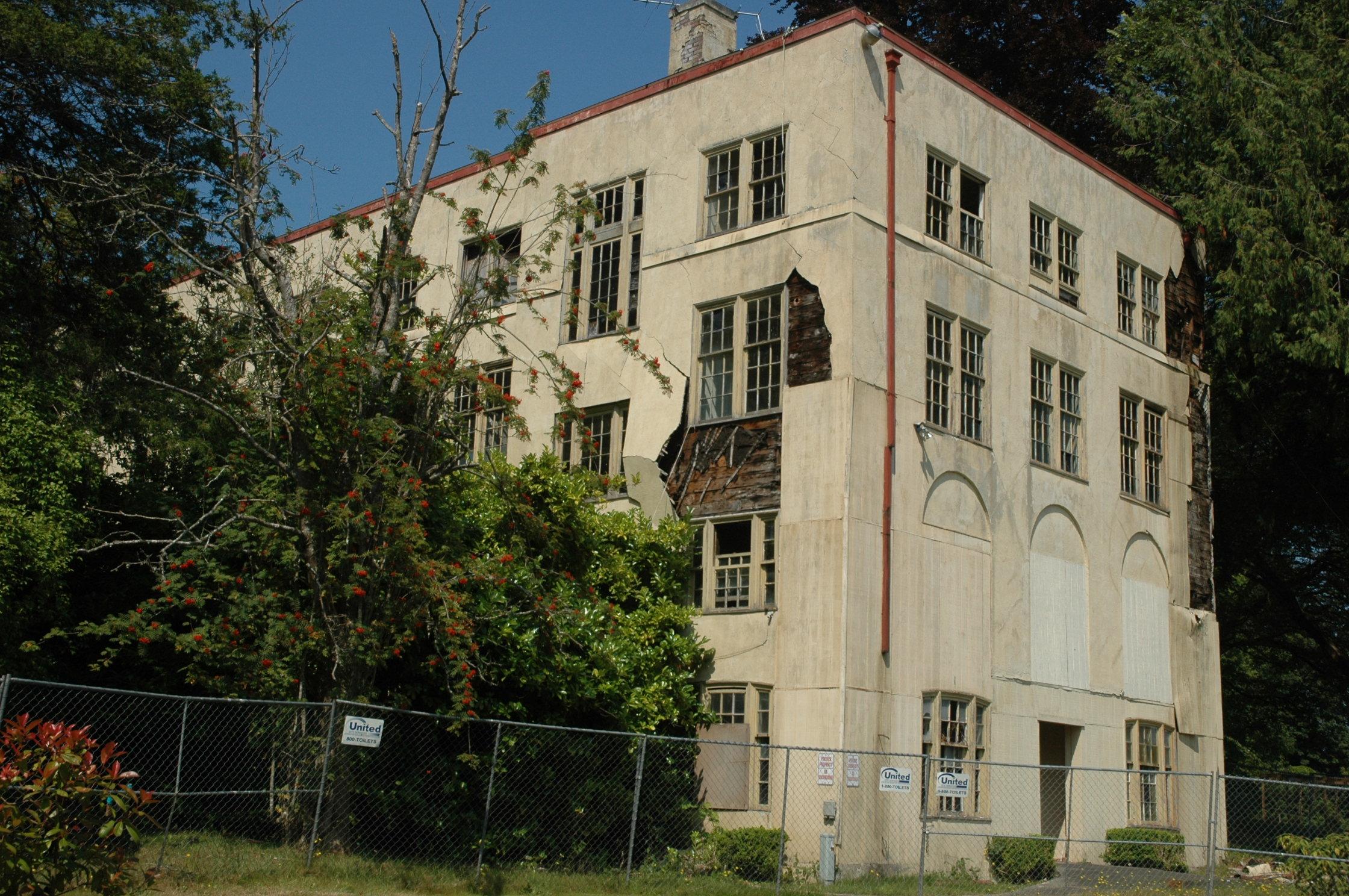 Moran School Bainbridge Island