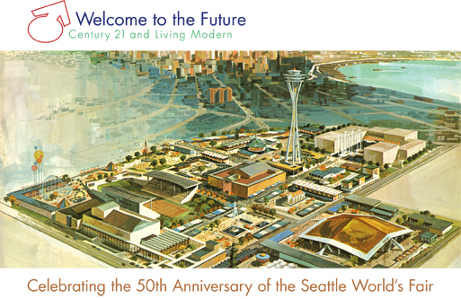 Image result for the 1962 world's fair when seattle invented the future