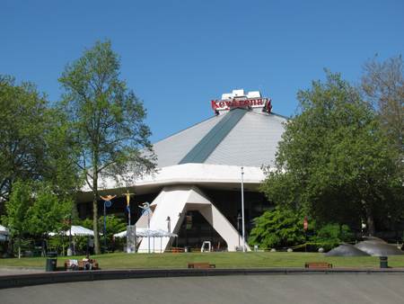 Washington Coliseum / Key Arena (Photo: Eugenia Woo)