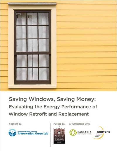 saving windows