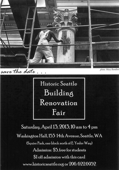 3rd building renovation fair