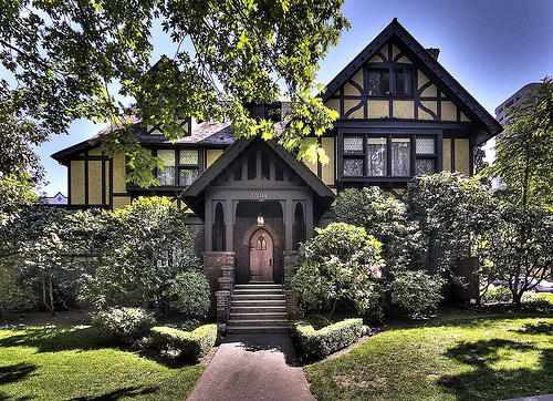The Stimson-Green Mansion, 1204 Minor Ave, Seattle / Photo: Michael D. Martin