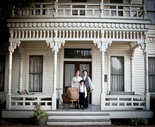 If These Walls Could Talk, Staci Bernstein and Jane Kaplan, 2012. Neeley Mansion, Auburn. © Becka Brebner